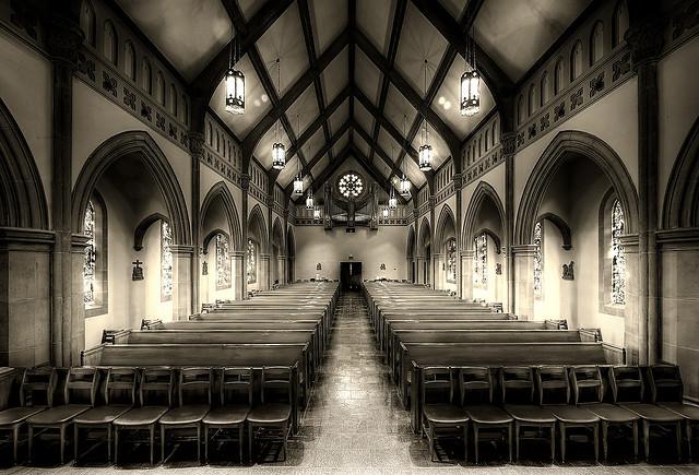All Saint's Episcopal Church, Ft. Worth, TX. by Greg  Westfall CC BY 2.0